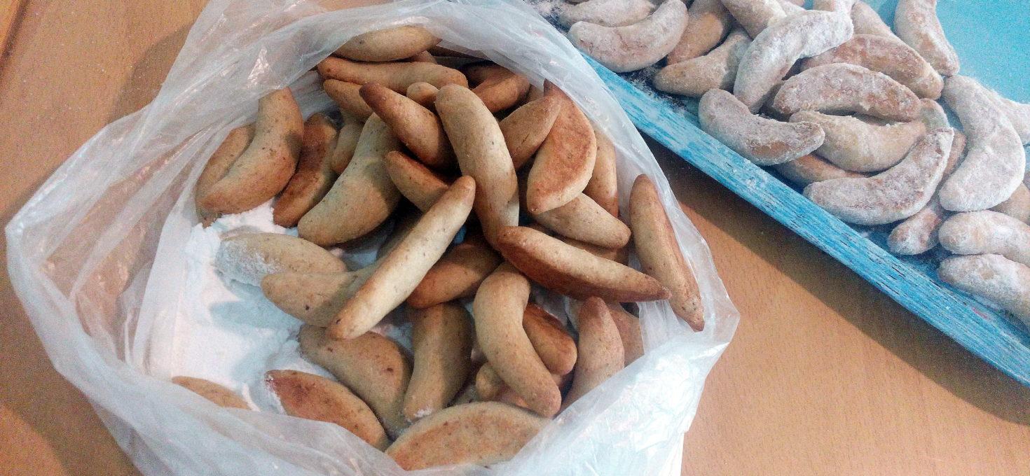 Klasické druhy ořechového cukroví